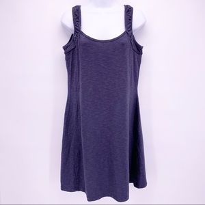 Horny Toad Gray Tank Top Dress Size Large